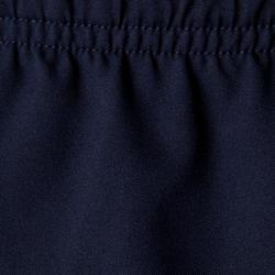 F500 Kids' Soccer Shorts - Navy Blue/Indigo