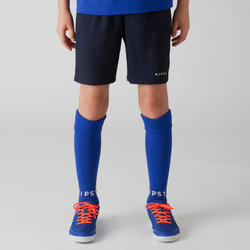F500 Kids' Soccer Shorts - Navy Blue/Indigo