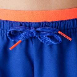 F500 Kids' Football Shorts - Indigo Blue