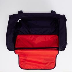 Sporttas op wieltjes Essentiel 30 liter rood