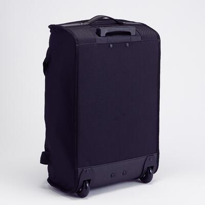 حقيبة Classic 30 لتر أسطوانية للرياضات الجماعية - لون أسود/ أحمر