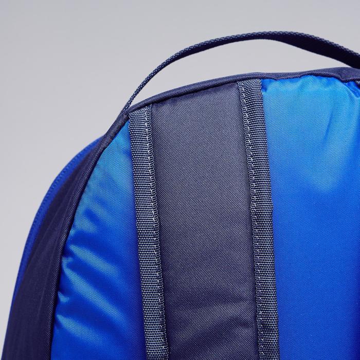 Sac à dos de sports collectifs Intensif  20 litres gris chiné - 1266482