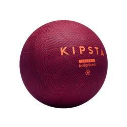 Balón de fútbol Ballground 100 rojo