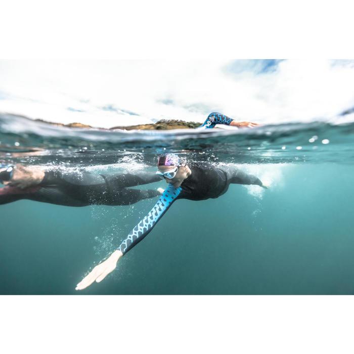 Schwimmanzug Neopren OWS100 1/0mm gemäßigte Wassertemperaturen Damen