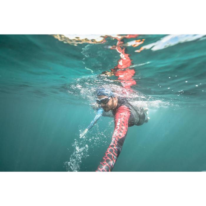 Neopreen wetsuit heren OWS 1/0 mm gematigd warm water