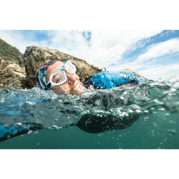 Combinaison de natation néoprène nage en eau libre OWS100 1/0mm femme - 1266562