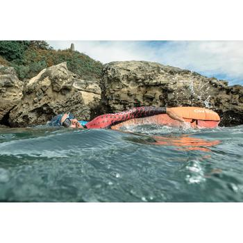 Traje natación neopreno OWSwim 1/0 mm hombre aguas templadas
