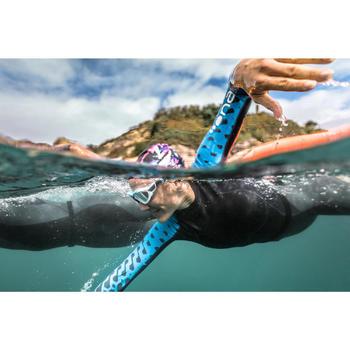 Schwimmbrille Active Größe S weiß/blau