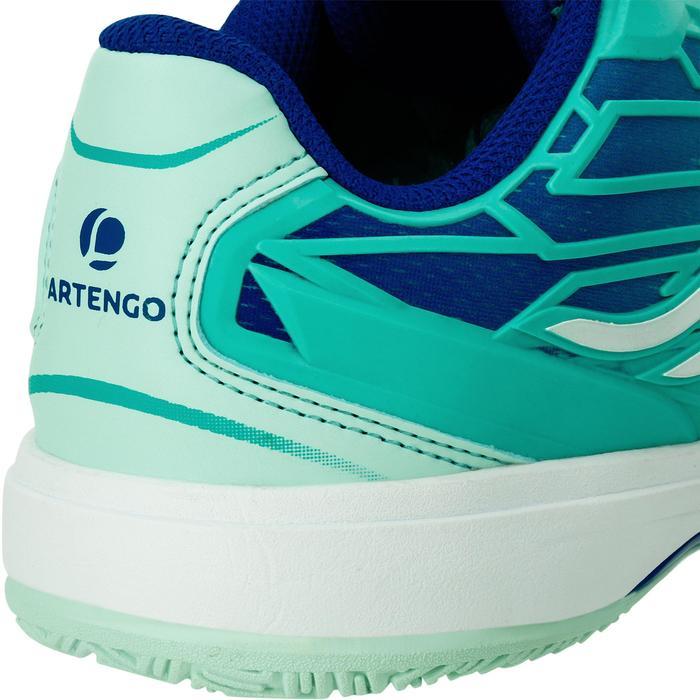Tennisschoenen kinderen Artengo TS990 turquoise - 1266618