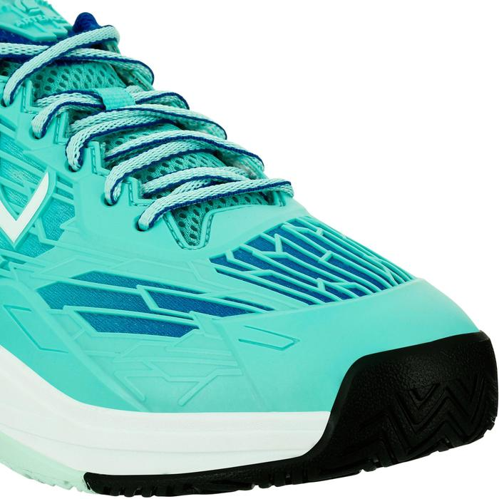 Tennisschoenen kinderen Artengo TS990 turquoise - 1266621