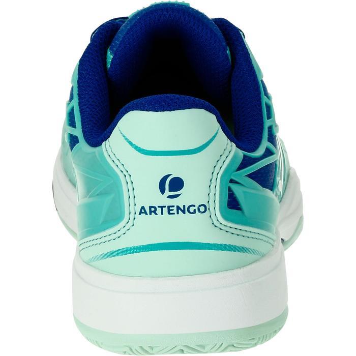 Tennisschoenen kinderen Artengo TS990 turquoise - 1266636