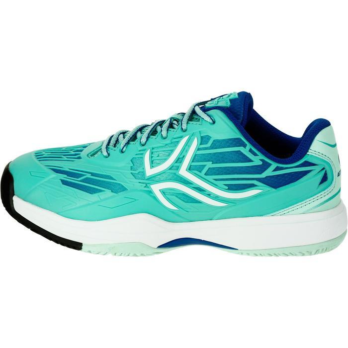 Tennisschoenen kinderen Artengo TS990 turquoise - 1266650