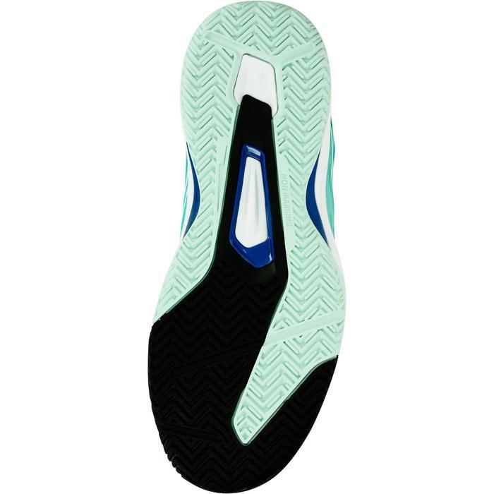 Tennisschoenen kinderen Artengo TS990 turquoise