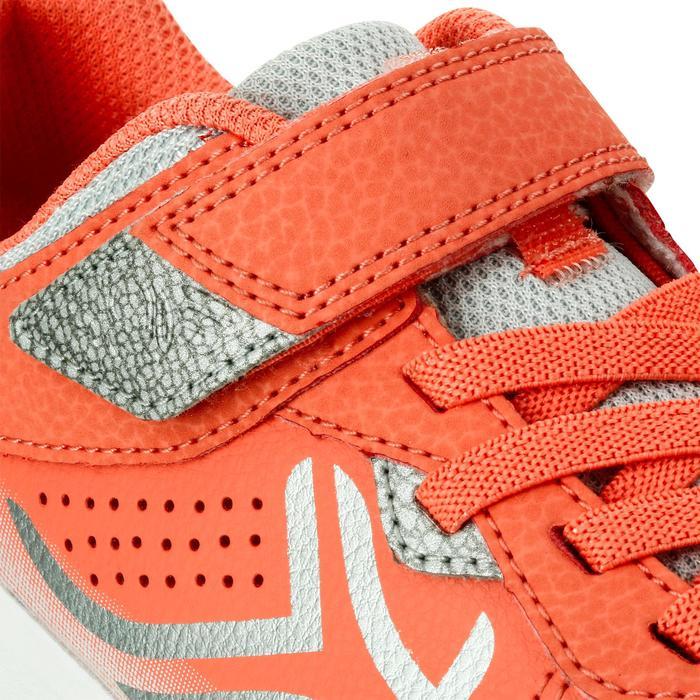 Tennisschuhe TS160 Turnschuhe Kinder koralle