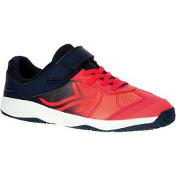 Tennisschoenen voor kinderen Artengo TS160 roze dégradé