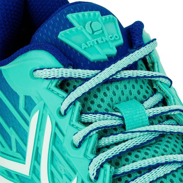 Tennisschoenen kinderen Artengo TS990 turquoise - 1266676
