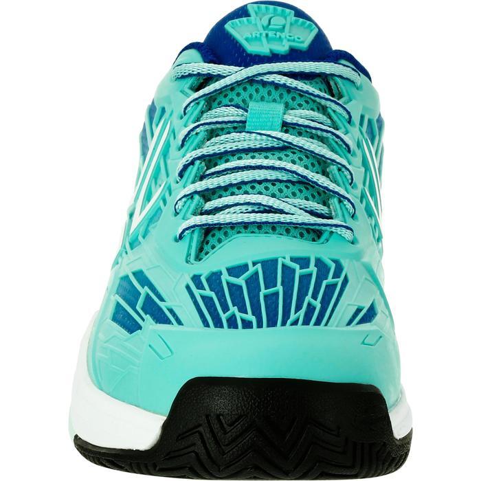 Tennisschoenen kinderen Artengo TS990 turquoise - 1266680