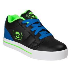 Heelys SkateMate schoenen met wieltjes zwart blauw