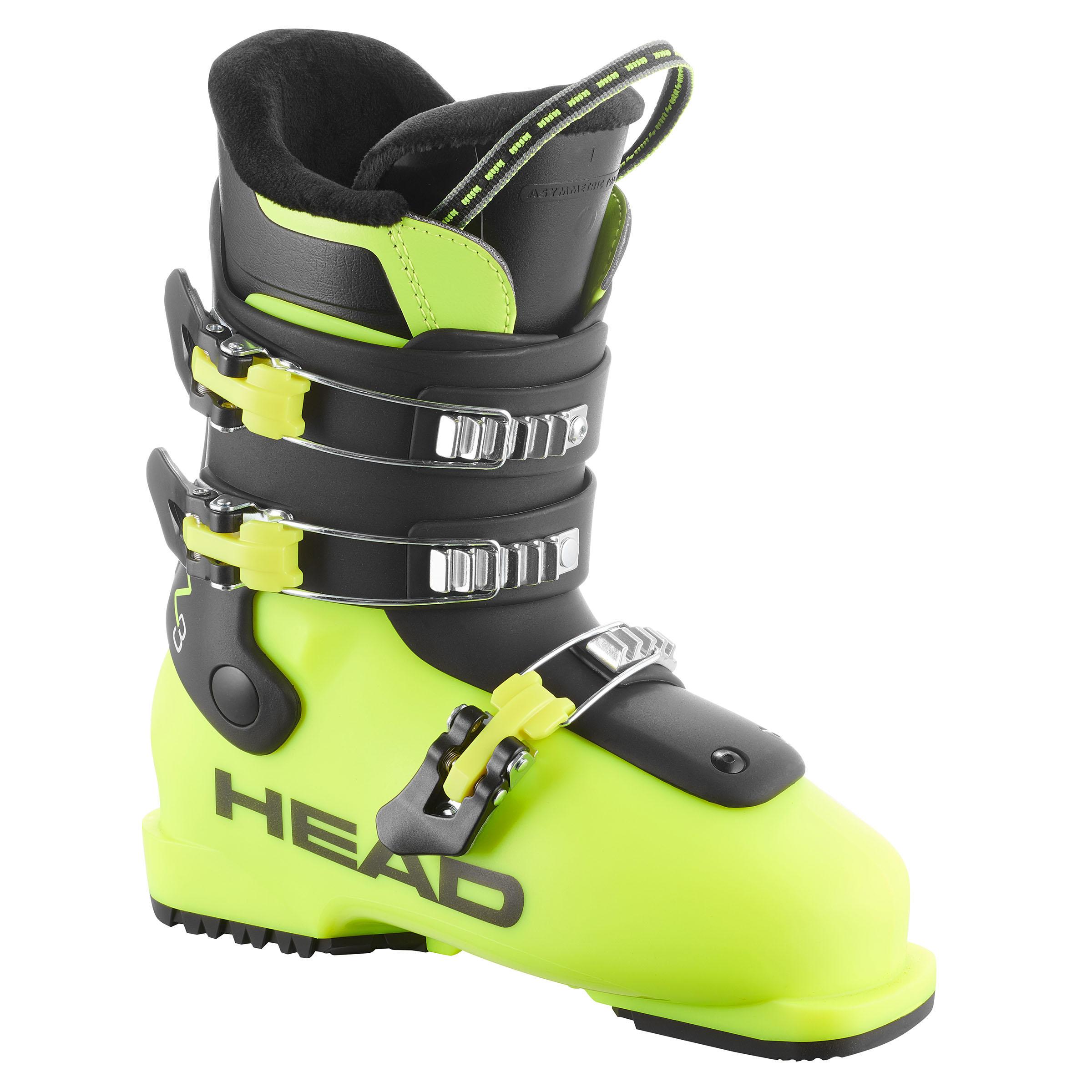 Head Skischoenen voor kinderen Z3 wit thumbnail