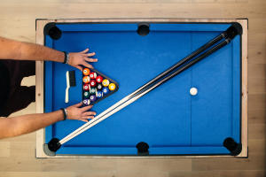 billiards equipment: what you need