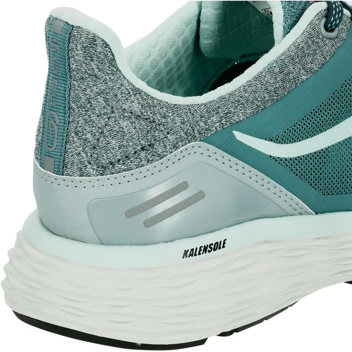 CHAUSSURES JOGGING FEMME RUN CONFORT - 1266890