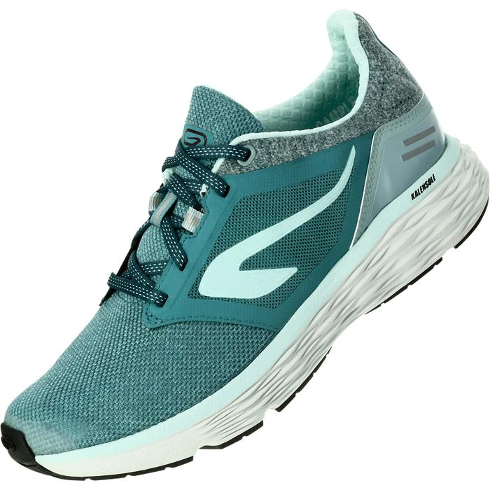 CHAUSSURES JOGGING FEMME RUN CONFORT - 1266905