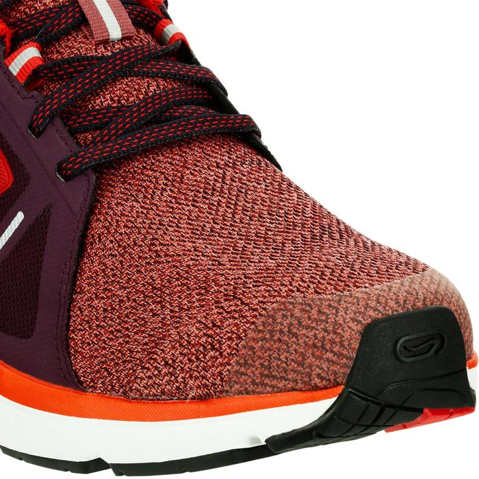CHAUSSURE JOGGING RUN CONFORT HOMME ROUGE