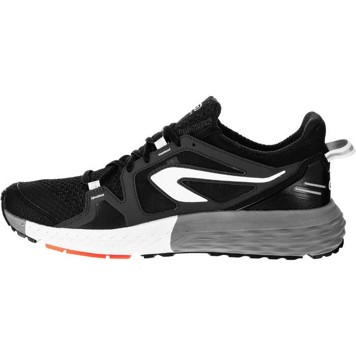 Loopschoenen voor heren Run Comfort grip zwart