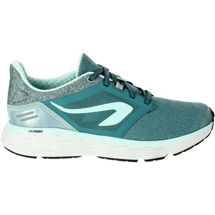 CHAUSSURES JOGGING FEMME RUN CONFORT - 1266936