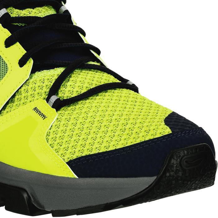 Laufschuhe Run Comfort Grip Herren gelb