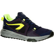 TENIS RUNNING HOMBRE RUN CONFORT GRIP BURDEOS