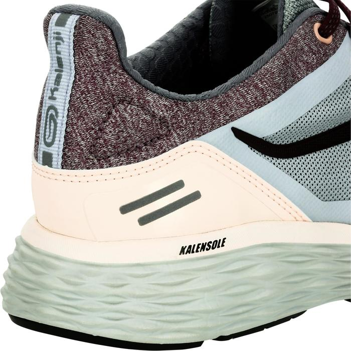 CHAUSSURES JOGGING FEMME RUN CONFORT - 1266978