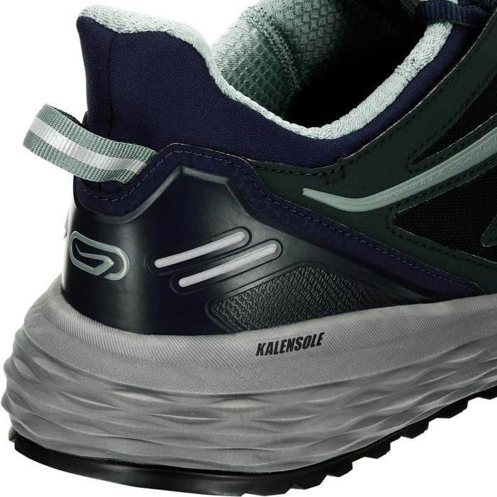Loopschoenen voor heren Run Comfort Grip groen