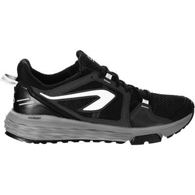 Run Comfort Grip Men's Jogging Shoes - Black