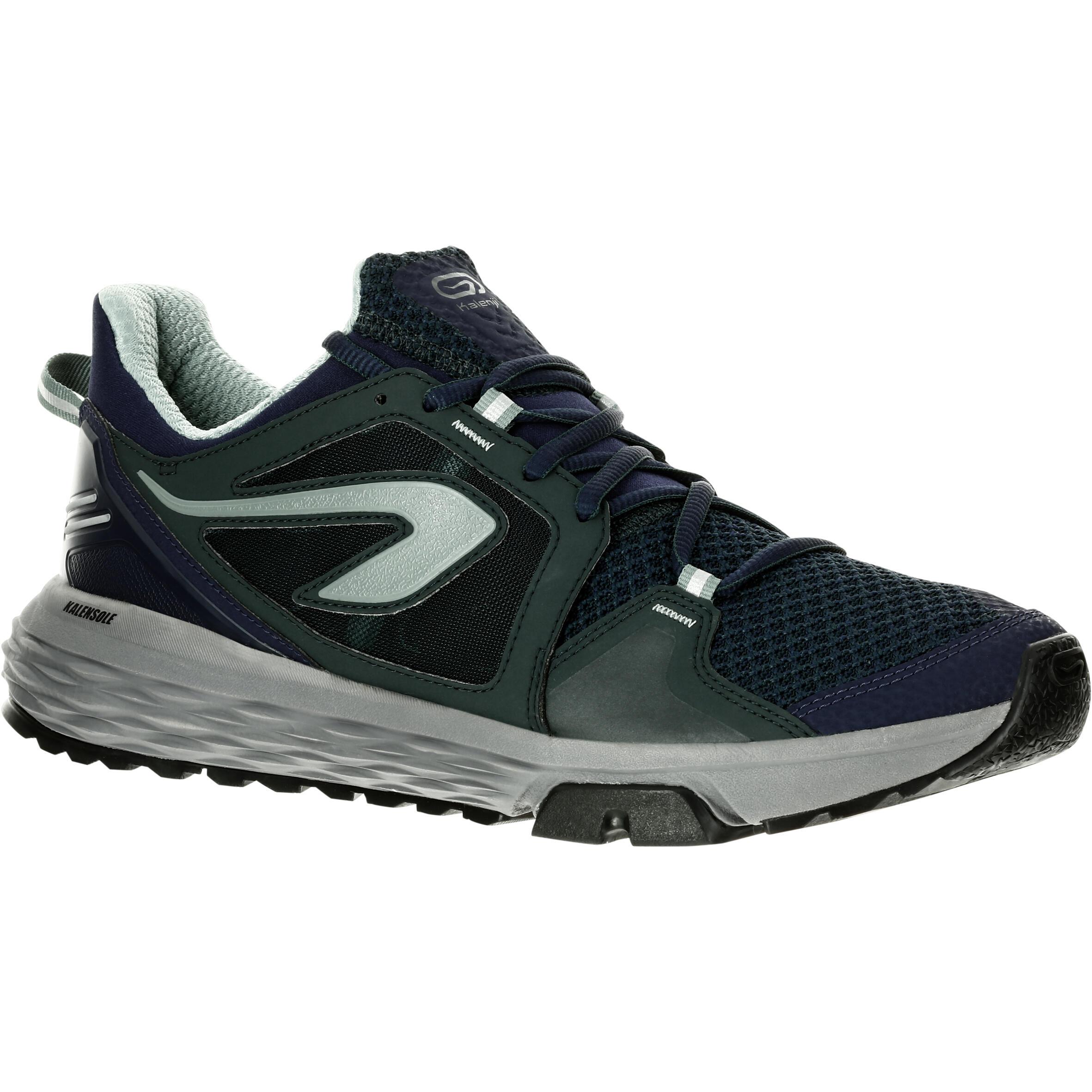 fe802145e65 Kalenji Loopschoenen voor heren Run Comfort Grip groen 2502543 Alles voor  het hardlopen Hardlopen