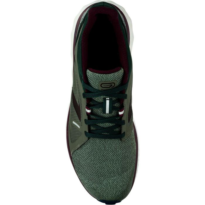 CHAUSSURE COURSE A PIED HOMME RUN CONFORT VERT