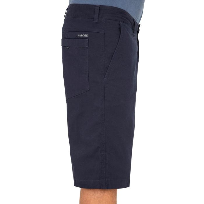 100 Men's Sailing Bermuda Shorts - Beige - 1267134