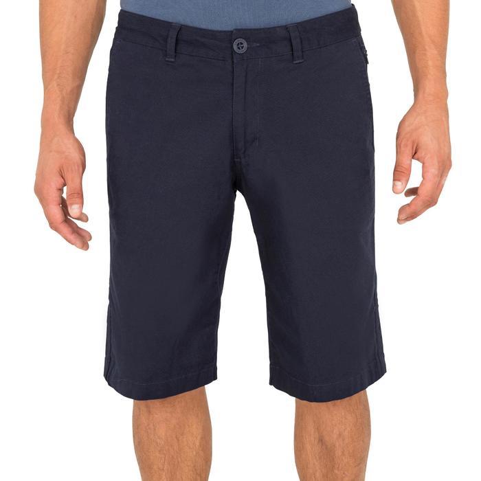 100 Men's Sailing Bermuda Shorts - Beige - 1267149