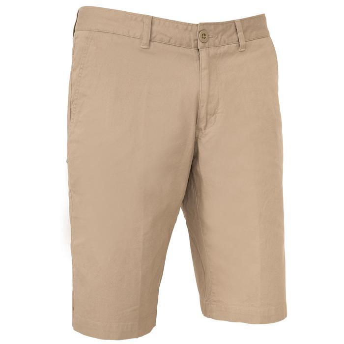 100 Men's Sailing Bermuda Shorts - Beige - 1267173