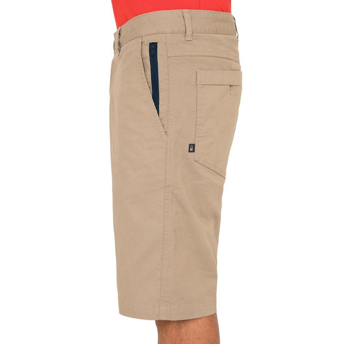 100 Men's Sailing Bermuda Shorts - Beige - 1267178