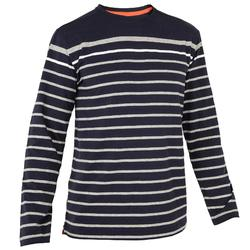 T-shirt M.L. Voile aventure 100 Homme RAYE