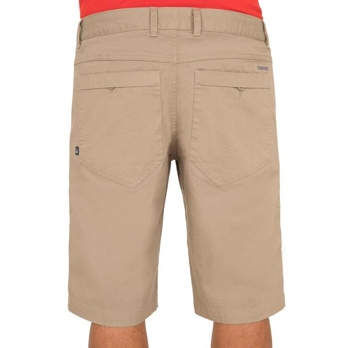 100 Men's Sailing Bermuda Shorts - Beige - 1267194