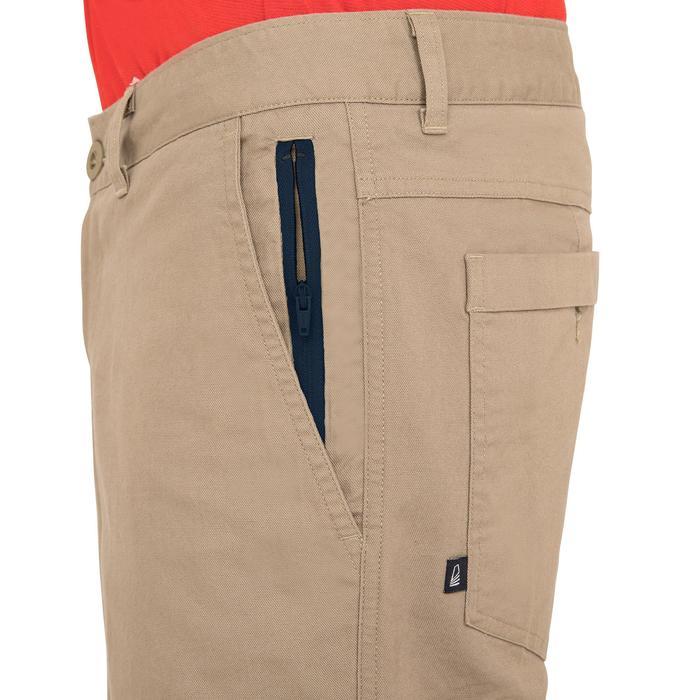 100 Men's Sailing Bermuda Shorts - Beige - 1267199