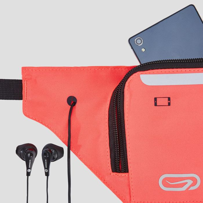 Laufrucksack 2 Positions Bag rosa