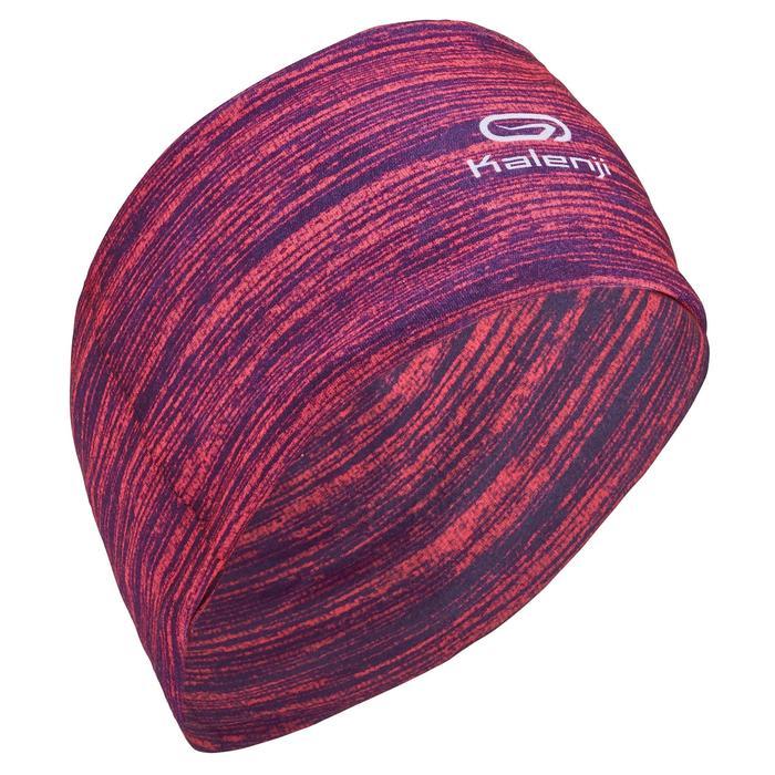 Multifunctionele hoofdband voor hardlopen roze