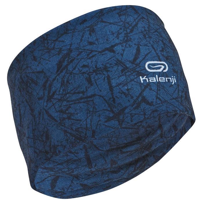 Multifunctionele hoofdband voor hardlopen zwart