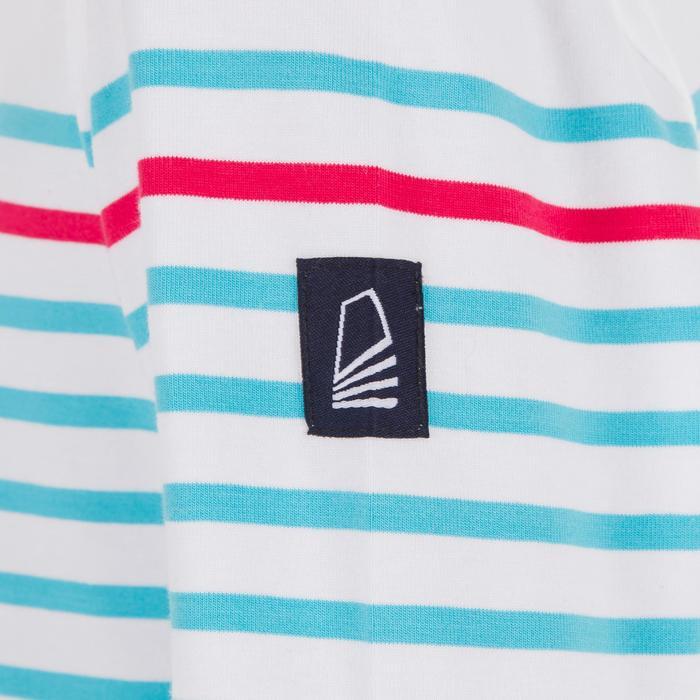 T-Shirt ML voile ADVENTURE 100 Fille Blanc - 1267390