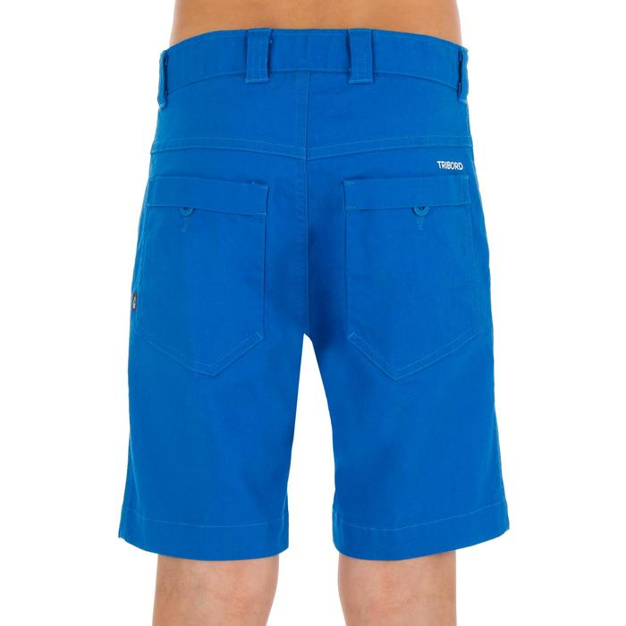 Bermuda Voile ADVENTURE 100 Garçon Bleu foncé - 1267402