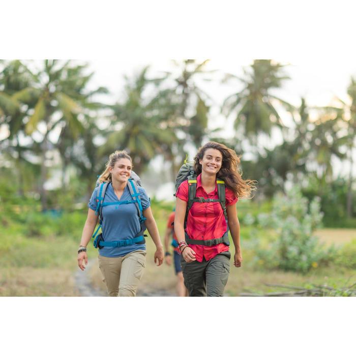 Polo Trekking arpenaz 500 femme - 1267430