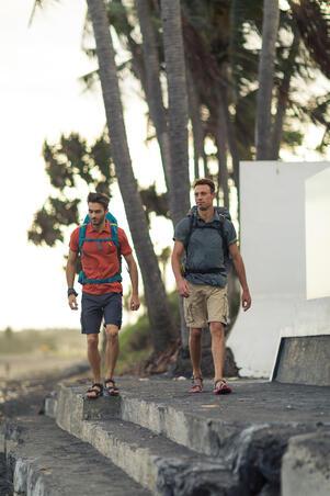 Hiking / Trekking NH110 Men's Non-Slip Sandals - Quechua